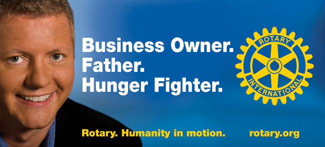 Business Owner, Father, Hunger Fighter